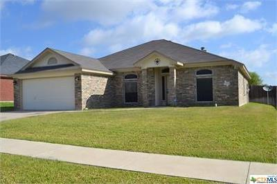 Killeen Single Family Home For Sale: 4311 Neta Drive