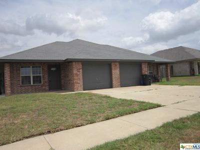Killeen Single Family Home For Sale: 3607 Woodrow Drive #2