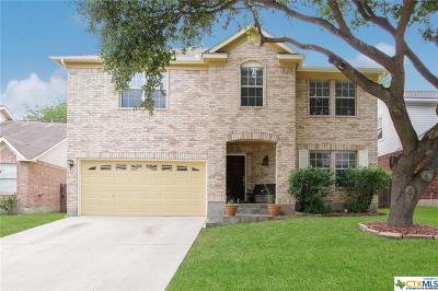 San Antonio Single Family Home For Sale: 1314 Canyon Parke