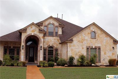 New Braunfels TX Single Family Home For Sale: $449,900