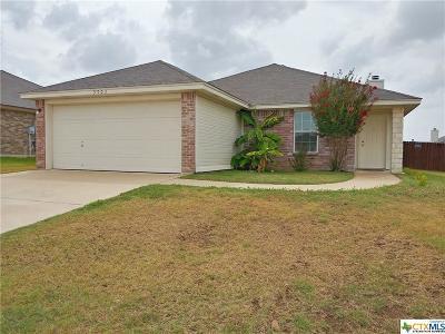 Killeen TX Single Family Home For Sale: $114,900