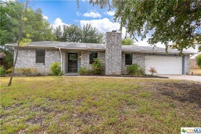 Killeen Single Family Home For Sale: 108 Brookway