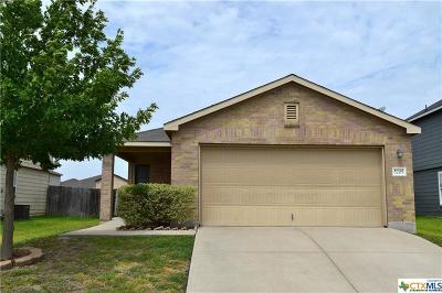 Killeen TX Single Family Home For Sale: $112,000