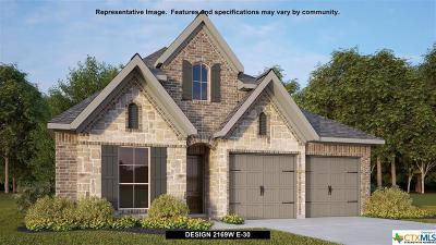 San Antonio Single Family Home For Sale: 2430 Valencia Crest