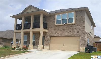 Killeen Single Family Home For Sale: 603 W Orion Drive