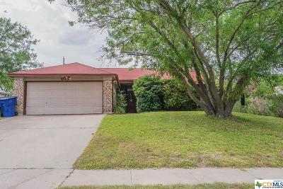Copperas Cove Single Family Home For Sale: 403 E Hogan