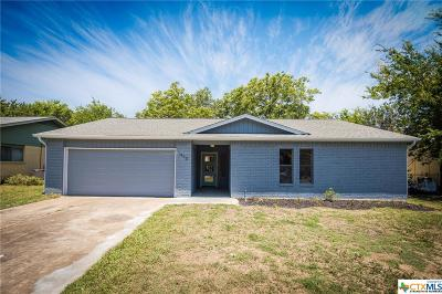 Round Rock Single Family Home For Sale: 1410 London