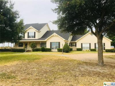 Falls County Single Family Home For Sale: 565 Fm 1772