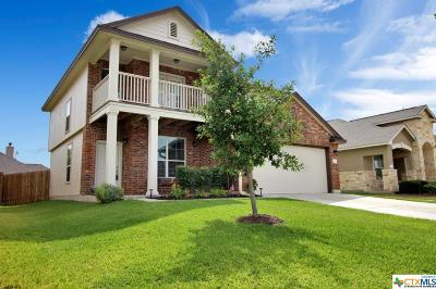 Jarrell Single Family Home For Sale: 201 Geode