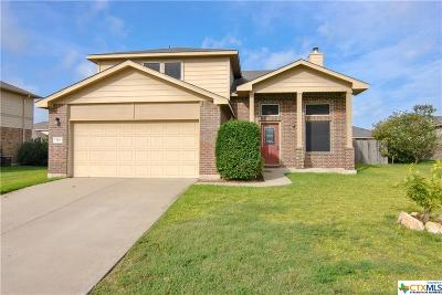 Temple TX Single Family Home For Sale: $174,900