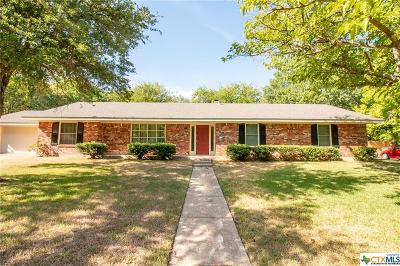 Temple Single Family Home For Sale: 2602 Linwood Drive
