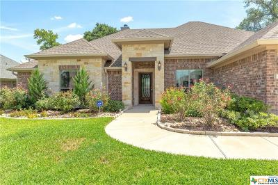 Belton Single Family Home For Sale: 1811 Dancing Oaks