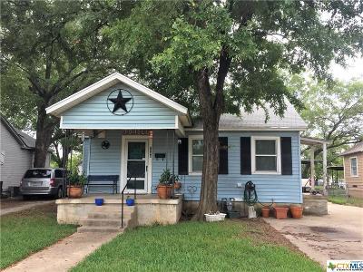 Gatesville Single Family Home For Sale: 2004 Saunders