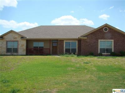 Copperas Cove Single Family Home For Sale: 621 Thomas Street