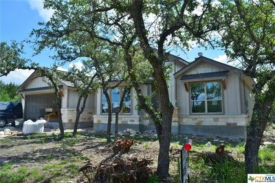Fischer TX Single Family Home For Sale: $267,900