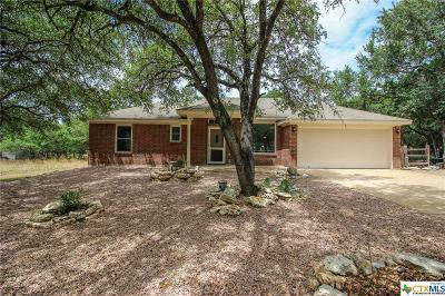 Belton Single Family Home For Sale: 13 Magnolia Court