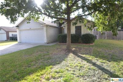 Kyle TX Single Family Home For Sale: $217,000