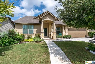 New Braunfels Single Family Home For Sale: 809 Wall Street