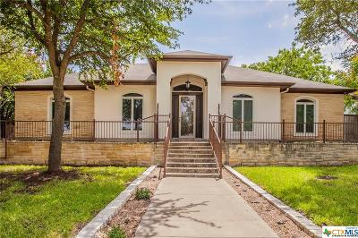 Harker Heights Single Family Home For Sale: 106 White Oak Lane