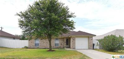 Killeen Single Family Home For Sale: 3510 Crescent