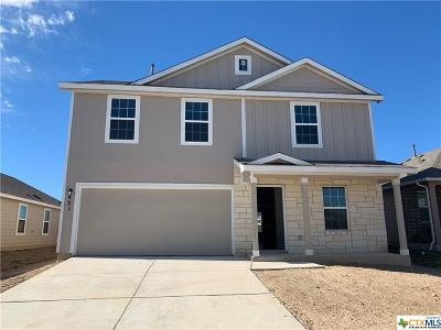 New Braunfels TX Single Family Home For Sale: $217,999