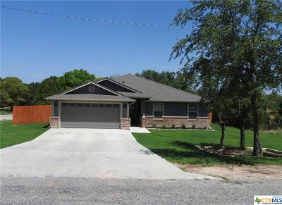 Lampasas Single Family Home For Sale: 5 Chris James Street