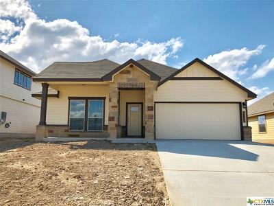 Copperas Cove Single Family Home For Sale: 2331 Pintail Loop