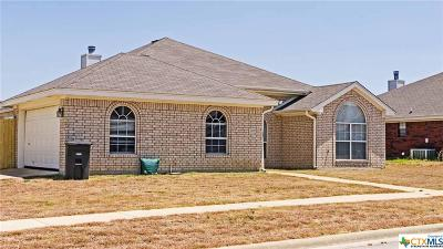 Killeen Single Family Home For Sale: 2400 Wisteria Lane