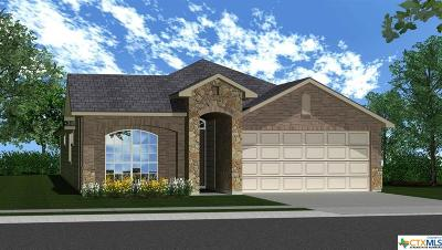 Copperas Cove Single Family Home For Sale: 2319 Pintail Loop