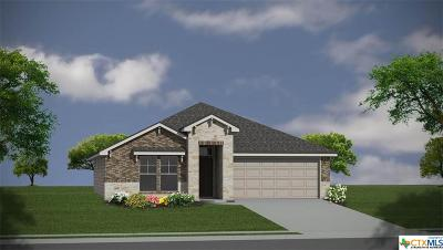 Copperas Cove Single Family Home For Sale: 2351 Pintail Loop