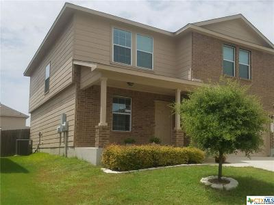 Killeen TX Single Family Home For Sale: $172,000