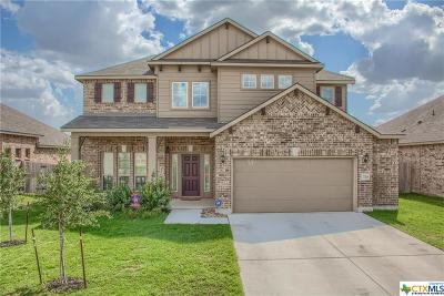 New Braunfels Single Family Home For Sale: 1718 Village Springs