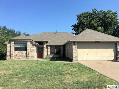 Copperas Cove Single Family Home For Sale: 408 E Hogan