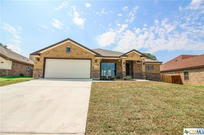 Belton Single Family Home For Sale: 2961 S Mystic Mountain Lane