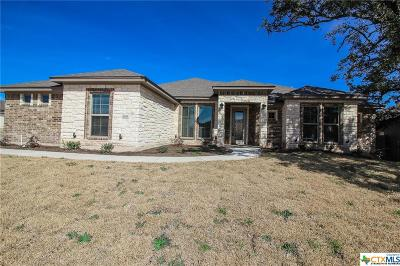 Belton Single Family Home For Sale: 2146 Yturria Drive