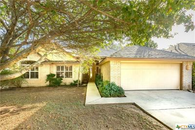 New Braunfels Single Family Home For Sale: 2709 Diamond Trail