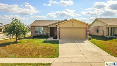 New Braunfels Single Family Home For Sale: 603 NW Crossing Drive