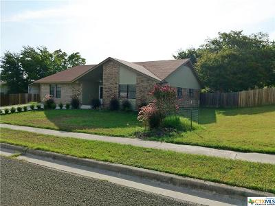Copperas Cove Single Family Home For Sale: 1003 Rhonda Lee