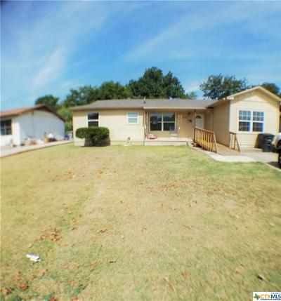 Killeen Single Family Home For Sale: 1507 N W S Young