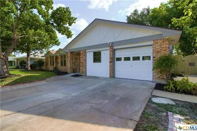 Round Rock Single Family Home For Sale: 1203 Mills Meadow