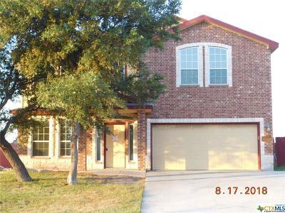 Copperas Cove Single Family Home For Sale: 1207 Dixon