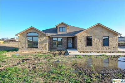 Salado Single Family Home For Sale: 4014 Big Brooke