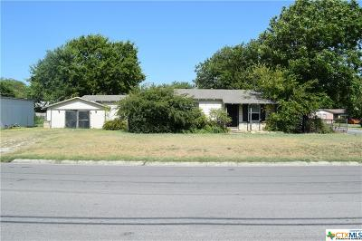 Copperas Cove Single Family Home For Sale: 1002 Georgetown