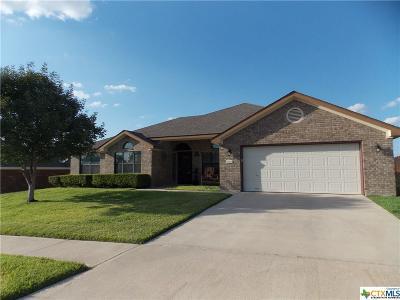 Killeen Single Family Home For Sale: 3407 Little John