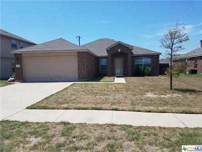 Killeen Single Family Home For Sale: 6011 Bridgewood Drive