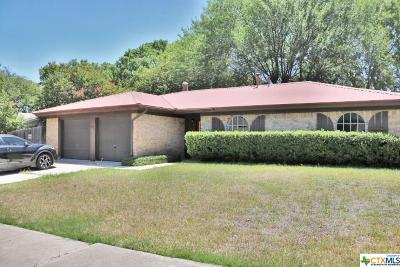 Copperas Cove Single Family Home For Sale: 119 Williams Street