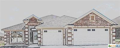 Killeen Single Family Home For Sale: 7705 Obsidian Drive