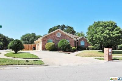 Killeen Single Family Home For Sale: 914 Tortuga