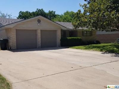 Temple TX Single Family Home For Sale: $145,500