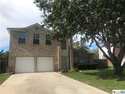 Harker Heights Single Family Home For Sale: 2210 Delaware Street